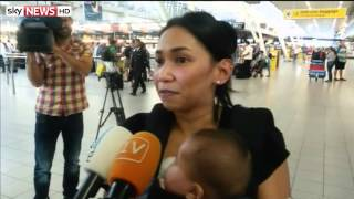 """Woman Who Missed Flight MH17 """"Given Second Chance"""""""