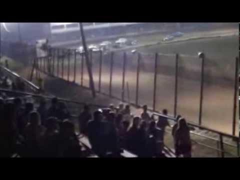 2013 08 31 Jackson Motor Speedway Street Stock Feature #2