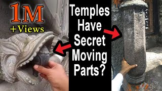 Ancient Temples are MACHINES with MOVING parts?