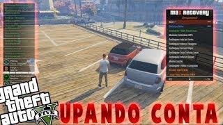 UPANDO CONTA GTA V PC #3