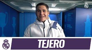 ☝⚽👕 ¡ENHORABUENA Álvaro Tejero!