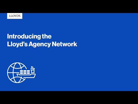 An Introduction to the Lloyds Agency Network