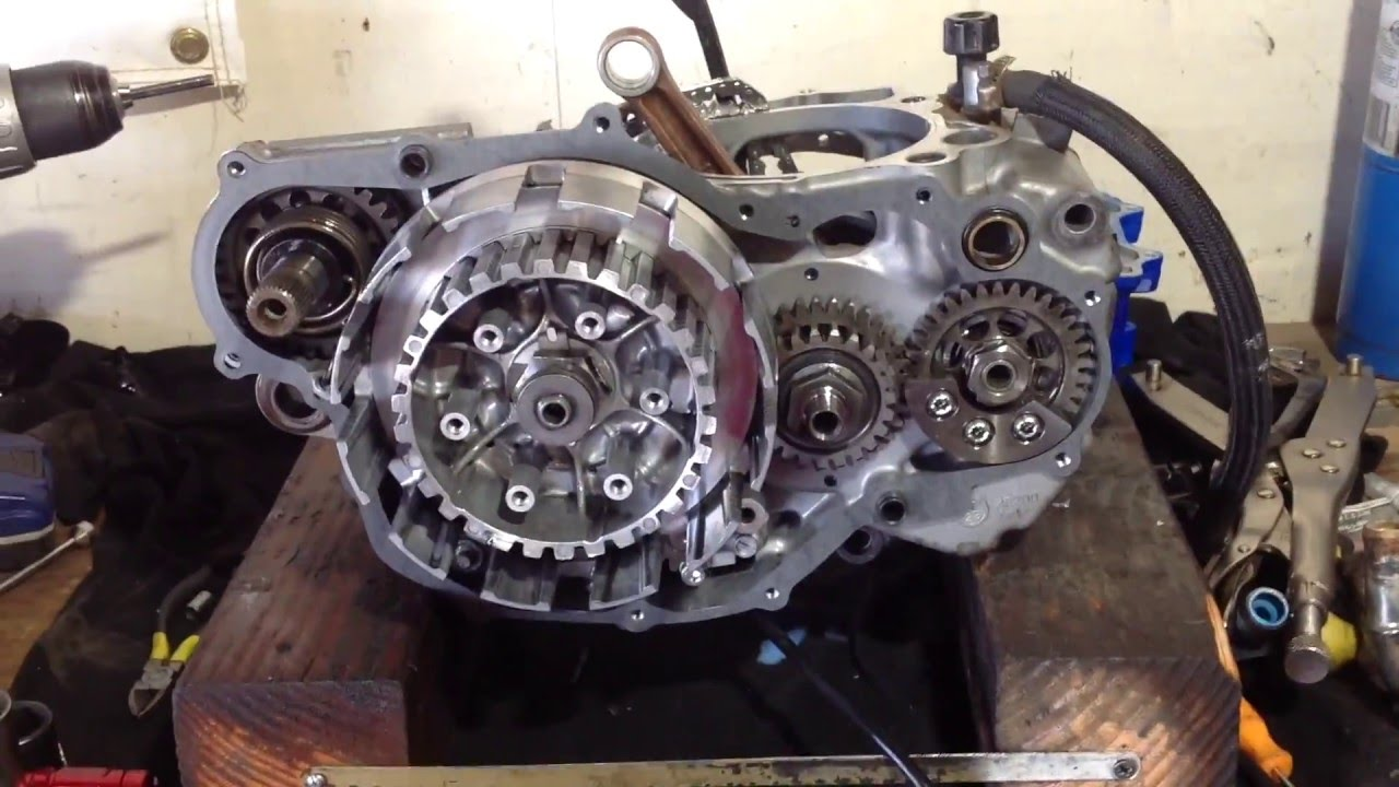 LundMX Yz450f engine rebuild for years 2006, 2007, 2008, 2009  YouTube