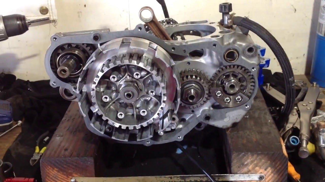 Yamaha  Engine Teardown