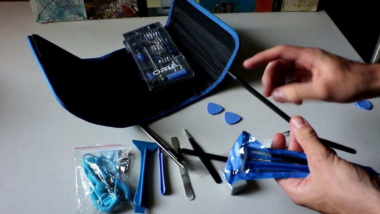 Oria 86 in 1 Precision Magnetic Screwdriver Set iPhon Repair Tool Kit for iPad