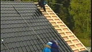 Відео інструкція за монтаж на покрив Тето