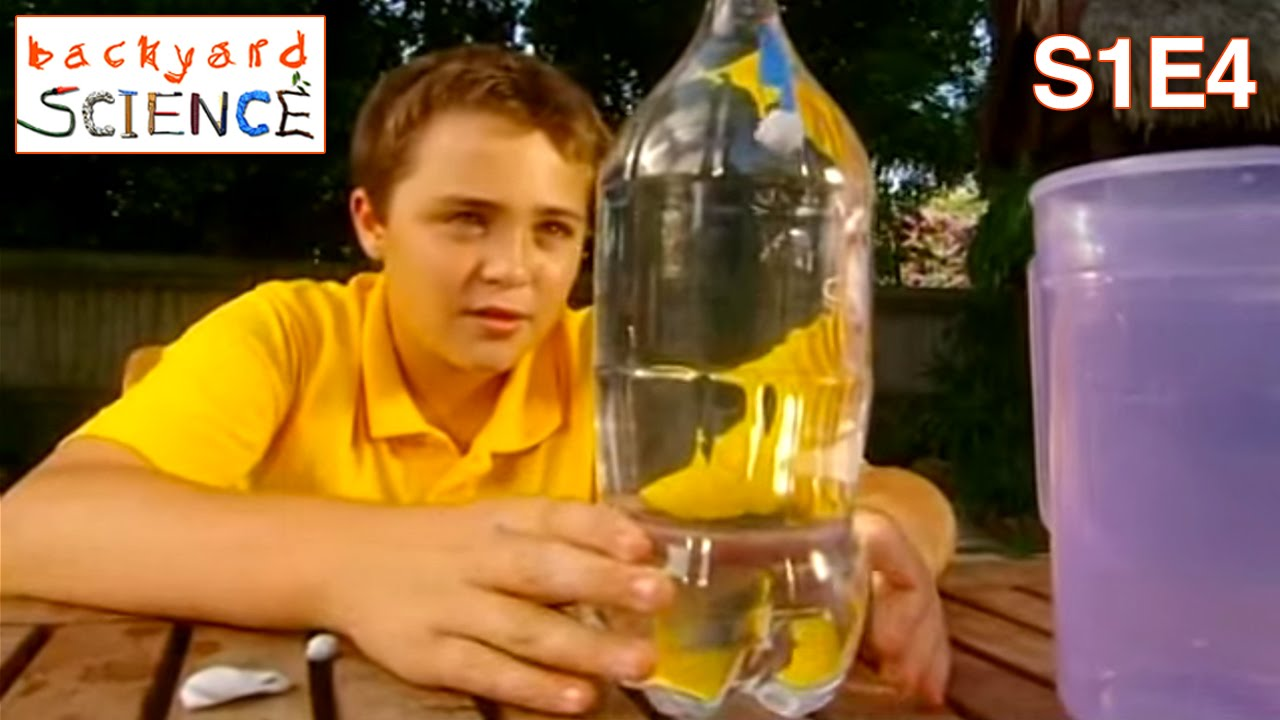 Backyard Science Abc Part - 24: Backyard Science | S1E4 | Make An Oil Sleeve - YouTube