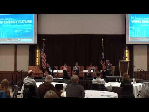 Wyoming's Wind Energy Future | Wind and Wildlife–Managing Wyoming's Unique Resources Panel