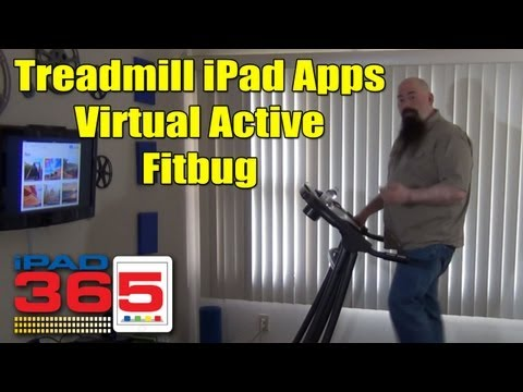iPad Apps for Your Treadmill Use