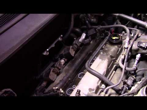 2011 GMC TERRAIN spark plug replacement