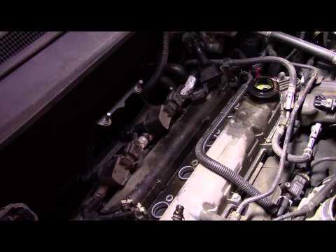 2011 GMC TERRAIN spark plug replacement