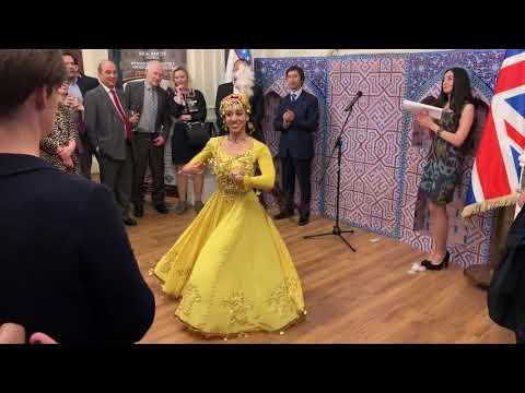 Traditional Uzbek Dance - Embassy of the Republic of Uzbekistan, London
