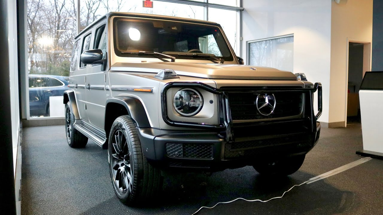2020 Mercedes-Benz G550 Stronger Than Time Edition ...