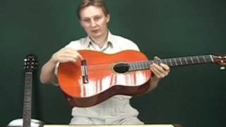Уроки гитары: Как выбрать гитару 1/3
