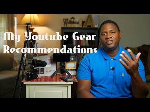 Affordable Youtube Gear Recommendations