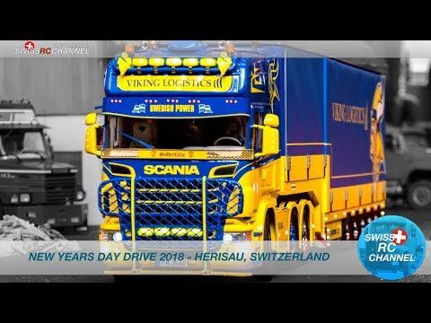 Best of RC Truck Event in Herisau, Switzerland - 2018