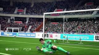 FIFA 14 — безупречный удар и реальная физика мяча