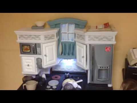 Step 2 Lifestyle Dream Kitchen Youtube