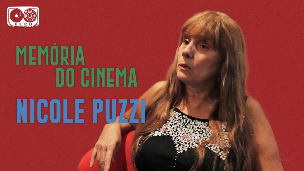 Ana Paula Arosio Sexo memória do cinema — entrevista com nicole puzzi
