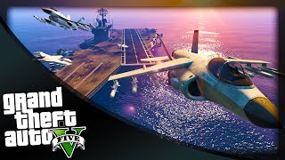 gta 5 funny moments on an aircraft carrier gta 5 online funny moments