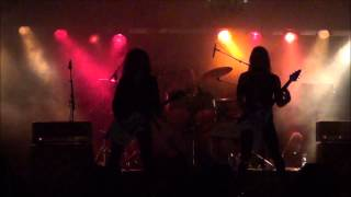 Enforcer - Take Me Out Of This Nightmare Live @ Muskelrock 2015