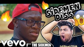 Deji - Sidemen Diss Track (Official Music Video) Reaction