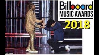 janet jackson 2018 Billboard Music Awards Resimi