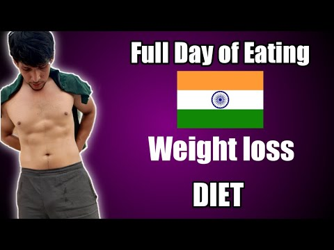 Full day of Eating – Extreme Fat loss Diet – Lose 10 Kg
