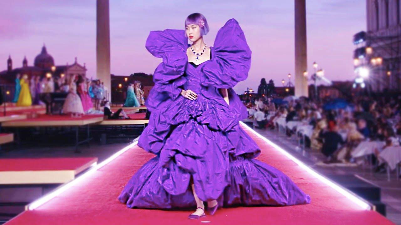 Dolce & Gabbana Alta Moda 2021