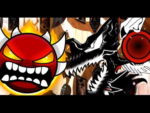 """""""Woodkid"""" by Jakerz and more! (Upcoming Extreme Demon) [Info and Analysis] - Geometry Dash"""