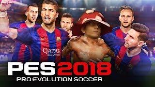 Мэддисон играет в Pro Evolution Soccer 2018 - лучше чем Fifa