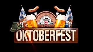 OKTOBERFEST 2016 (Wed - Sat Night)