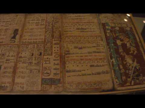 The Mayan Codex (Codex Dresdensis)