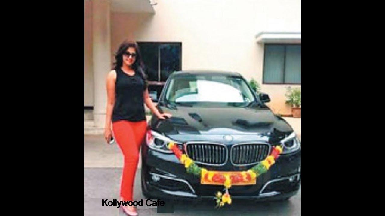 anjalis new bmw car gift youtube