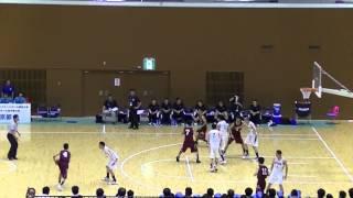 2015インターハイバスケットボール能代工業vs近大付属1 thumbnail