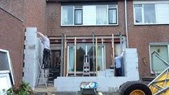Aanbouw Forellen Merenwijk te Leiden