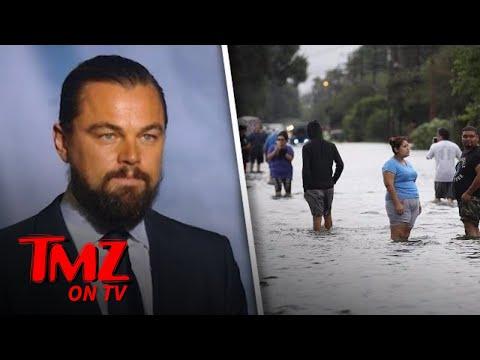 Leonardo DiCaprio's Not a Charity Case!  TMZ TV