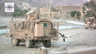 Clearing the Route - US Army Route Clearance Convoy in Afghanistan
