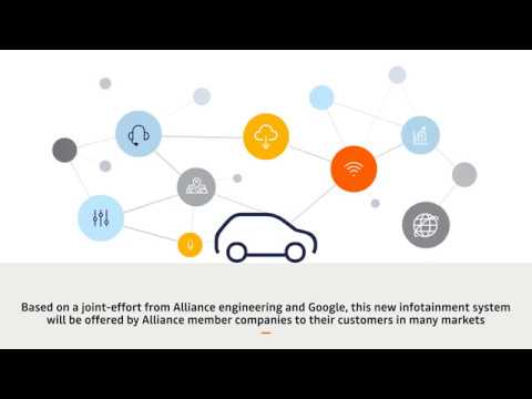 Mobility – Connected Vehicles - The Alliance - Renault