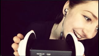 Love For Your Ears ❤ Oily Massage & Ear to Ear Whisper Rambles [ASMR]