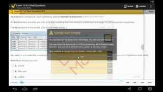 Alternate Ways to Open VCE dump Files !