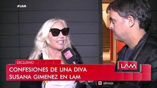 Susana Giménez opinó sobre el supuesto romance entre Emilio Disi e Iliana Calabró thumbnail