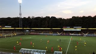 WSV-TV: VVV Venlo - Wuppertaler SV 31.08.2016