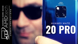 Huawei Mate 20 Pro:  The Review