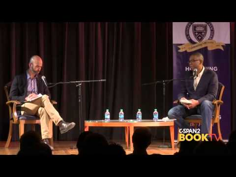 """Ta Nehisi Coates, """"Between the World and Me"""""""