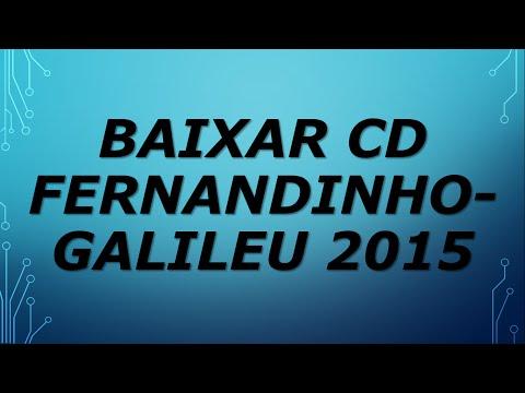 BAIXAR CD FERNANDINHO - GALILEU 2015