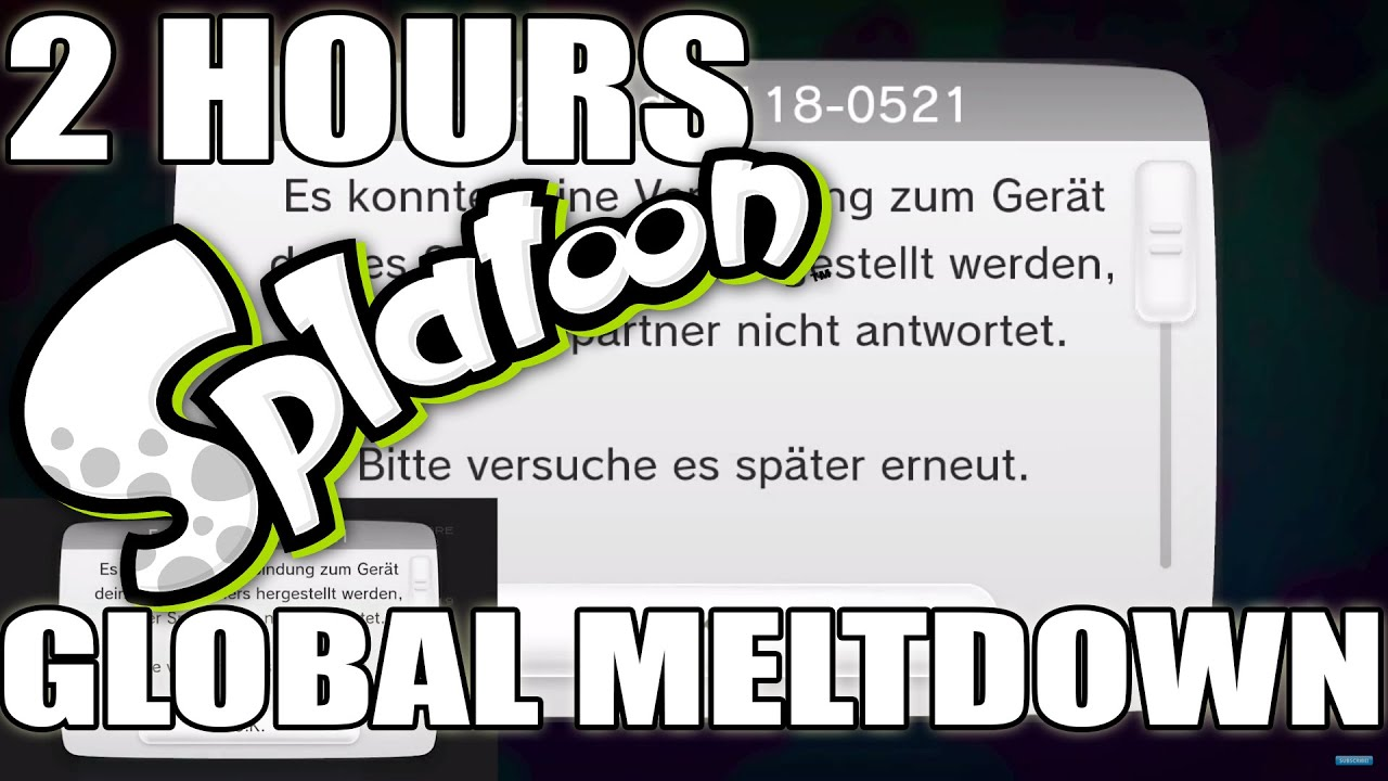 Download SPLATOON Global Testfire FINAL / 2 Hours uncensored GLOBAL MELTDOWN