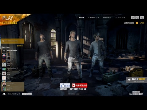 DB Gaming Streaming PUBG looking for the elusive chicken dinner!!!!!!!