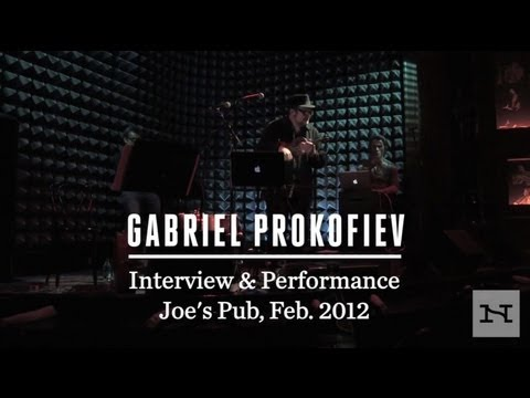 Gabriel Prokofiev: Interview & Performance | Narratively
