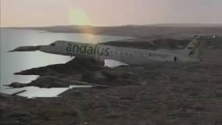 FS2004: Andalus ERJ-145 - Barcelona - Almeriá